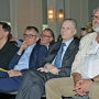 Looking back to look forward, Prof. Schäffner, Prof. Beyer, Prof. Warnke, Dr. Geese, Foto: Barbara Herrenkind