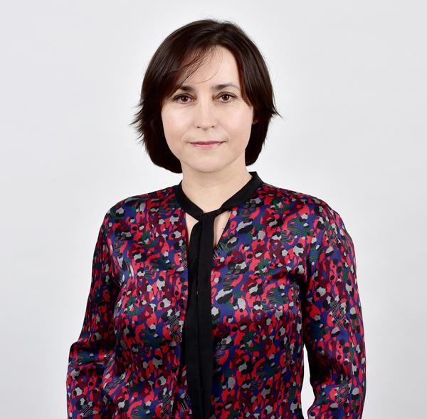 Arnheim Gastprofessur, Prof. Dr. Anna Konik, Foto: Barbara Herrenkind