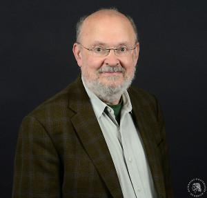 Prof. Leonard Barkan, Foto: Barbara Herrenkind