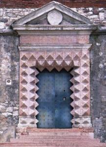 Das Stadt-und Festungstor - Tor