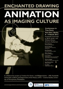 ENCHANTED DRAWING - ANIMATION AS IMAGING CULTURE