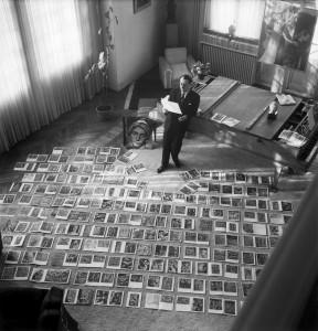 André Malraux und das Imaginäre Museum. Eine homestory