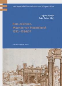 Rom zeichnen. Maarten van Heemskerck - Cover
