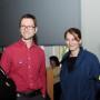 Absolventenfeier, Luisa Feiersinger, Thomas Helbig, Katia Kuhl, Foto: Andreas Baudisch
