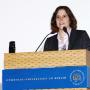 Fakultätsgründungsfeier, Prof. Dr. Julia Blumenthal, Foto: Barbara Herrenkind