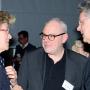 Tagung: Don´t touch touch screen, Dr. Bärbel Hedinger, Prof. Detlev Schöttker, Prof. Michael Diers, April 2015, Foto: Barbara Herrenkind