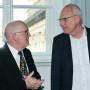 Vortragsabend in memoriam Prof. Dr. Peter H. Feist, Dr. Michael Feist und Prof. Dr. Kai Kappel, Foto: Aila Schultz