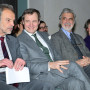 Torgespräch 2016, Prof. Bredekamp, Dr. Pascal Decker, Prof. Pace und Frau Pace, Foto: Barbara Herrenkind