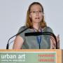 Urban Art Tagung Berlin, Minna Valjakka, Foto: Barbara Herrenkind