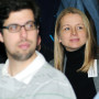 Imeji Day 2014, Julian Röder, Prof. Claudia Mueller-Birn, Foto: Aila Schultz