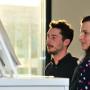 Mediathek Studioausstellung, Davide Ferri, Judith Ostermann MA, Foto: Aila Schultz