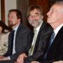 Symposium: Il Catalogo Universale, Dr. Monica Preti, Paolo Violini, Prof. Dr. Arnold Nesselrath, Prof. Dr. Matthias Winner, Foto: Barbara Herrenkind