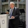 Richtfest: Humboldt Forum, Prof. Franco Stella, Foto: Barbara Herrenkind