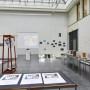 Ausstellung Drucken ist ein Abenteuer (Lange Nacht der Wissenschaften), Atrium im IKB, Foto: Barbara Herrenkind