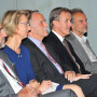 Torgespräch: Prof. Dr. Hermann Parzinger, Dr. Susanne Schüssler, Prof. Dr. h.c. Klaus-Dieter Lehmann, Neil MacGregor, Prof. Dr. Horst Bredekamp, Foto: Aila Schultz