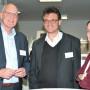 Mediathek Studioausstellung, Prof. Dr. Kai Kappel, Dr. Johannes Röll, Dr. Tatjana Bartsch, Foto: Aila Schultz
