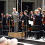 Richtfest: Humboldt Forum, Daniel Barenboim und die Staatskapelle Berlin, Foto: Barbara Herrenkind