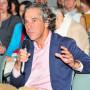 Arnheim Lecture: Prof. Dr. Norberto Gramaccini, Foto: Aila Schultz