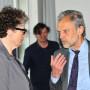 Vortragsabend in memoriam Prof. Dr. Peter H. Feist, Prof. Dr. Gabriele Dolff-Bonekämper und Prof. Dr. Horst Bredekamp, Foto: Aila Schultz
