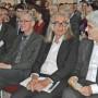 Forum Kunstgeschichte Italiens, Botschaft der Italienischen Republik, Prof. Dr. Kai Kappel, Prof. Dr. Klaus Krüger, Prof. Dr. Gerhard Wolf, Prof. Dr. Alessandro Nova, Foto: Barbara Herrenkind