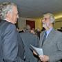 Torgespräch 2016, Prof. Eissenhauer, Prof. Pace, Foto: Barbara Herrenkind
