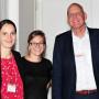 Forum Kunst des Mittelalters, Isabelle Dolezalek, Judith Utz und Prof. Dr. Kai Kappel, Foto: Barbara Herrenkind