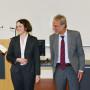 Feierliche Verabschiedung von Prof. Dr. Ruth Tesmar, Prof. Dr. Julia von Blumenthal, Prof. Dr. Horst Bredekamp, Prof. Dr. Kai Kappel, Foto: Barbara Herrenkind