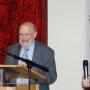 Torgespräch 2015, Prof. Leonard Barkan, Dr. Pascal Decker, Foto: Barbara Herrenkind