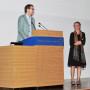 Forum Kunst des Mittelalters, Dr. Francesco Gangemi und Prof. Dr. Tanja Michalsky, Foto: Barbara Herrenkind