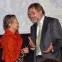 Symposium: Il Catalogo Universale, Prof. Dr. Ing.-Dr. Sabine Kunst und Prof. Dr. Arnold Nesselrath, Foto: Barbara Herrenkind