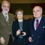(ART) THEORY IS A PASSIONATE FICTION, Prof. Valentino Pace, Prof. Susanne von Falkenhausen, Prof. Rudolf Preimesberger, Foto: Barbara Herrenkind
