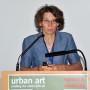 Urban Art Tagung Berlin, Agnieszka Gralinska-Toborek, Foto: Aila Schultz