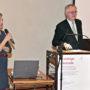 Symposium, Il Catalogo Universale, Dr. Birte Rubach, Prof. Dr. Ernst Osterkamp, Foto: Barbara Herrenkind