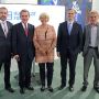 Parzinger, MacGregor,Grütters, Müller, Bredekamp, Foto: Barbara Herrenkind