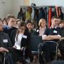 Zweites Doktorandenforum, Gruppenfoto, Foto: Jordane de Faÿ