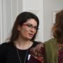 Zweites Doktorandenforum, Hanin Hannouch, Foto: Jordane de Faÿ