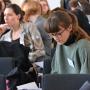 Zweites Doktorandenforum, Marina Gerber, Foto: Jordane de Faÿ