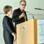 Prof. Dr. Jürgen Müller mit Tina Zürn, Foto: Annett Klingner