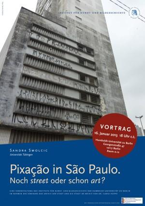 Die Pixação in Sao Paolo