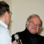 Humboldt Meetings I, Christoph Hochhäusler und Prof. Régis Michel, Foto: Andreas Baudisch