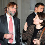 Festakt für Prof. Arnold Nesselrath, Prof. Dr. Nesselrath und Jaqueline Thalmann M.A., 12. November 2012, Foto: Barbara Herrenkind