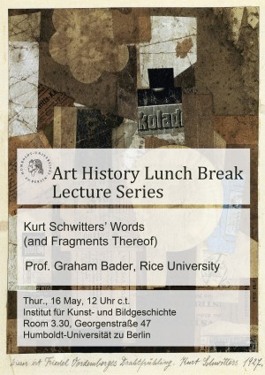 Art History Lunch Break Lecture Series I