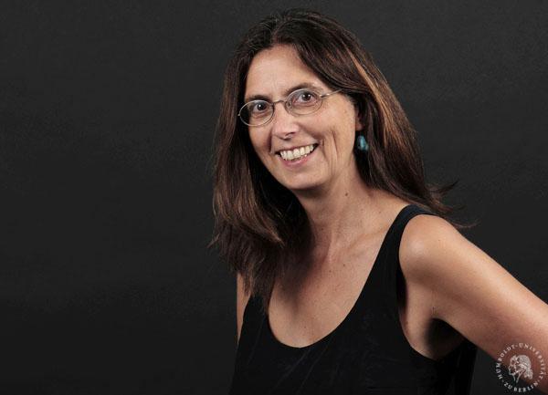 PD Dr. Angela Lammert, Foto: Barbara Herrenkind
