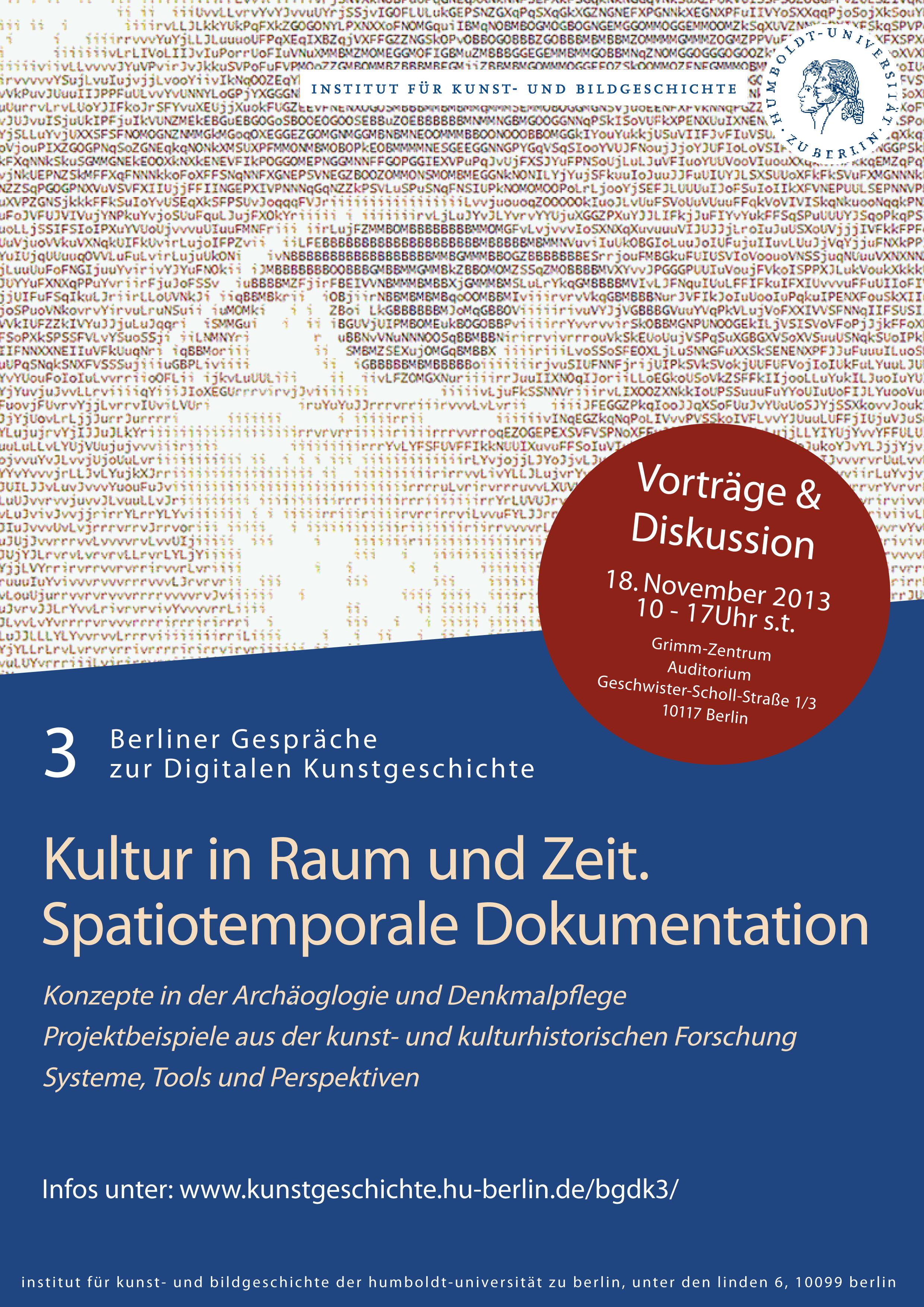 Plakat BGDK3
