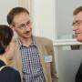 Tagung Vokabulare und Klassifikationen, Michael Egli und Georg Schelbert, Foto: Andreas Baudisch