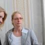 Tagung Vokabulare und Klassifikationen, Frauke Rehder, Iris Pallasch, N.N., Foto: Andreas Baudisch