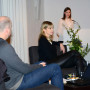 Image Operations, PhD Trevor Paglen, Prof. Isabelle Graw, Stefanie Gerke, Foto: Barbara Herrenkind