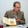 Pressekonferenz Galileo's O III, Prof. Horst Bredekamp, Foto: Barbara Herrenkind