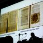 Galileo`s O, Band III, Buchvorstellung, Februar 2014, HU Berlin, Foto: Barbara Herrenkind