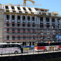 Neubau, 06/2010, Aussenansicht Kupfergraben, Foto: Barbara Herrenkind